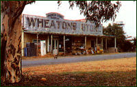 Wheatons Pioneer Store